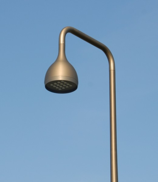 candelabre led drop i led 48 m t pour clairage public. Black Bedroom Furniture Sets. Home Design Ideas