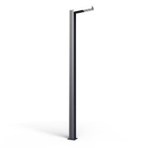 candelabre led stick led 48w m t pour clairage public. Black Bedroom Furniture Sets. Home Design Ideas