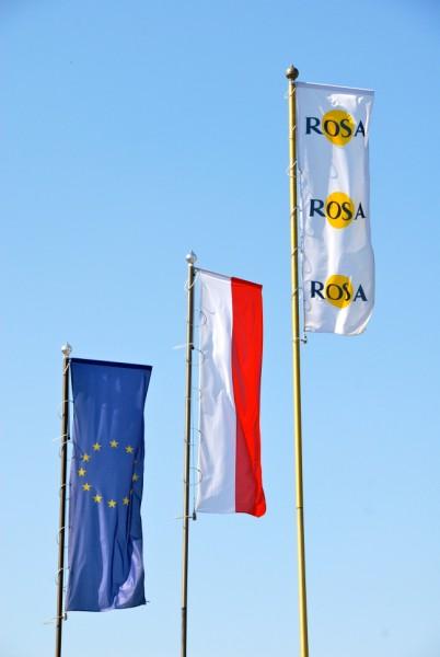 Mâts Porte Drapeau Hauteur De à M Odyssee Lumiere Export - Mat porte drapeau