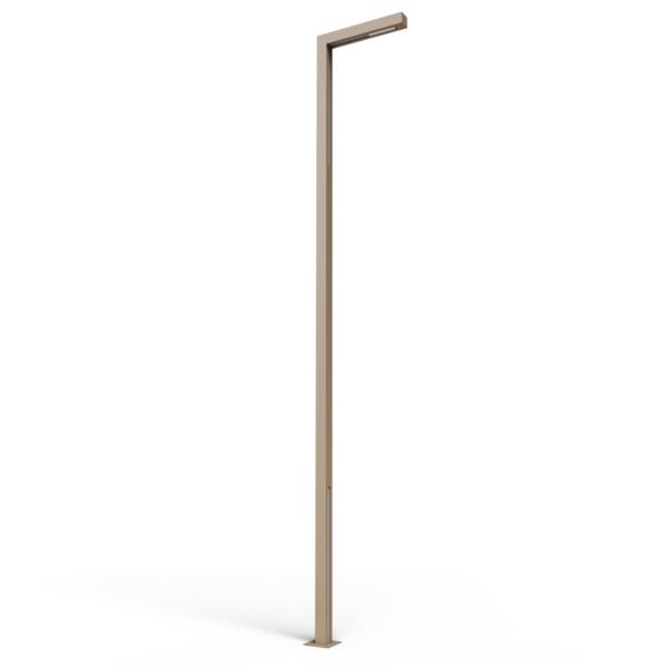 candelabre led cut led 24 m t pour clairage public. Black Bedroom Furniture Sets. Home Design Ideas